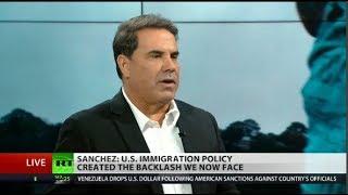 Rick Sanchez: NAFTA to Blame for Migrant Caravan Headed to US