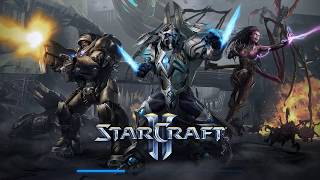 Starcraft 2 - Now Free to Play! - Coop Gameplay