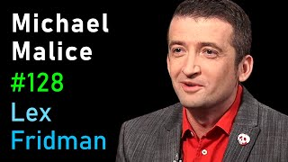 Michael Malice: Anarchy, Democracy, Libertarianism, Love, and Trolling | Lex Fridman Podcast #128