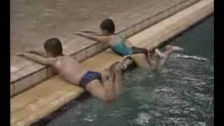 游泳教学视频 蛙泳