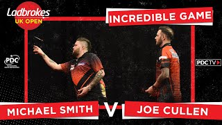 WHAT DRAMA | Smith v Cullen | 2021 Ladbrokes UK Open