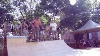 D.i.y. Skate Ramp (repubblica Indipendente Di Lu)