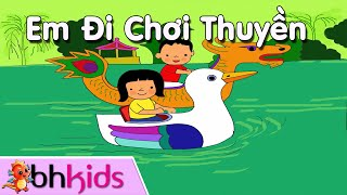 Em Đi Chơi Thuyền - Em Di Choi Thuyen [Official Full HD]