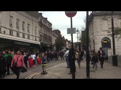Memorial Parade @ Hackney Central 08/11/15