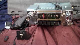 1965 Ford Mustang original AM radio