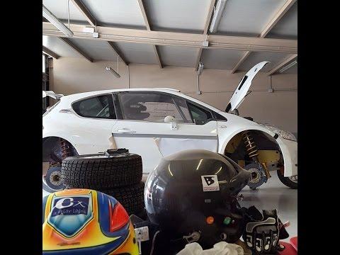Reportagem RTP Bernardo Sousa Testou O Peugeot 208 T16 R5 Da Equipa ACSM