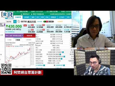 Raga Finance:文錦期權譜 20200515 -- 主持:文錦輝、Calvin