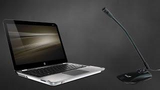 Как подсоединить дополнительный микрофон к ноутбуку с одним 3 5 мм разъемам(В этом видео я вам покажу как подключить внешний микрофон к своему ноутбуку если у вас имеется только один..., 2015-08-03T20:51:09.000Z)