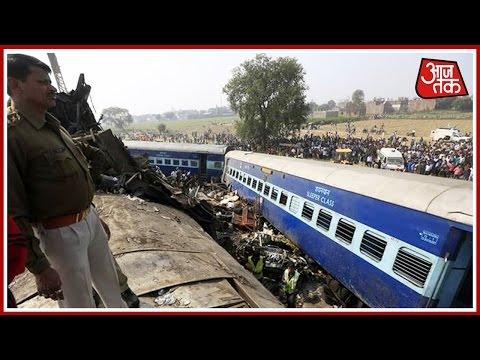 Over 90 dead, 150 injured after Patna-Indore Express derails