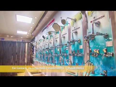 RP Tradings (a multi branded tiles showroom) || Greens media || Ad Film Agency tirupur