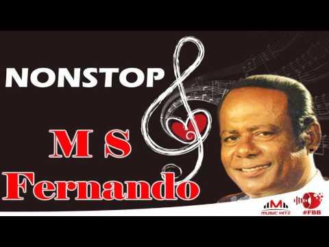 M S  Fernando Nonstop(එම් එස් ප්රනාන්දු නොනවතින ගීත එකතුව)