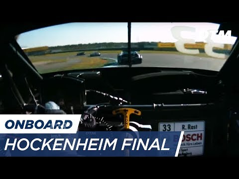 DTM Hockenheim Final 2017 - René Rast (Audi RS5 DTM) - RE-LIVE Onboard (Race 2)