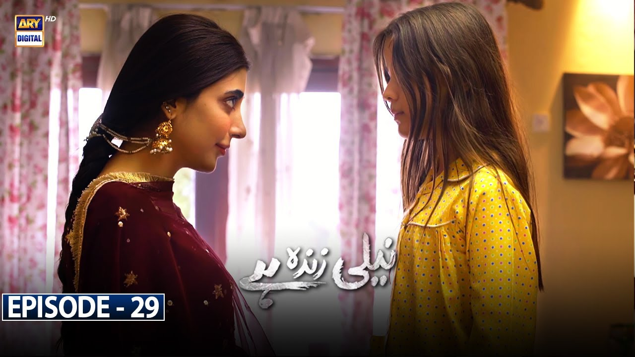 Download Neeli Zinda Hai Episode 29 [Subtitle Eng] - 14th October 2021   ARY Digital Drama