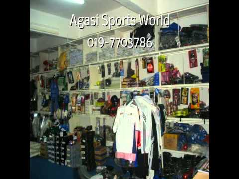 Sports Shop in kajang.WMV