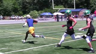 Lewisville Lions Football Highlights From Vikings 7-on-7