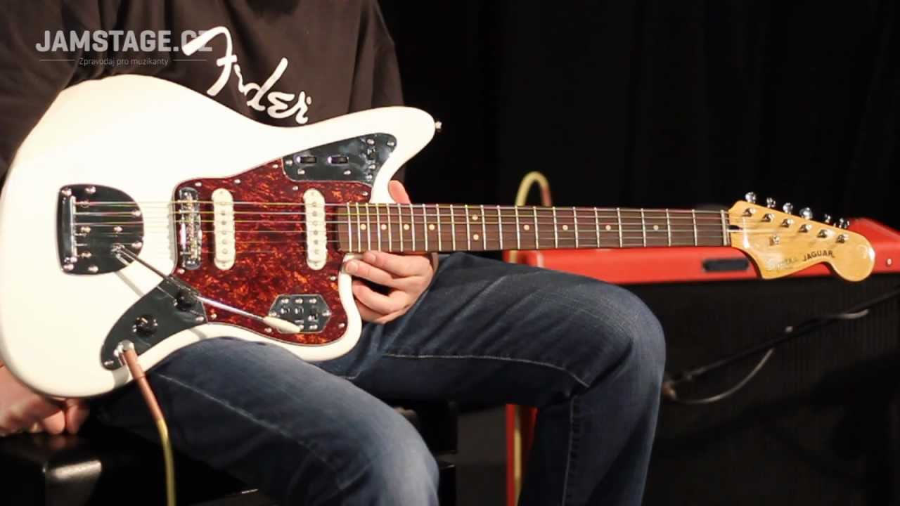 fender squier vintage modified jaguar youtube. Black Bedroom Furniture Sets. Home Design Ideas