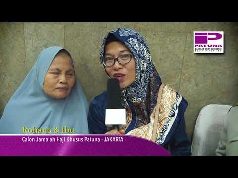 PATUNA TRAVEL - Keb. Umrah Liburan Akhir Tahun Patuna Grup Coklat&Hijau 21 Des 2019.