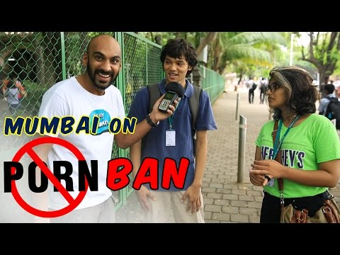 Mumbai On Porn Ban | Being Indian