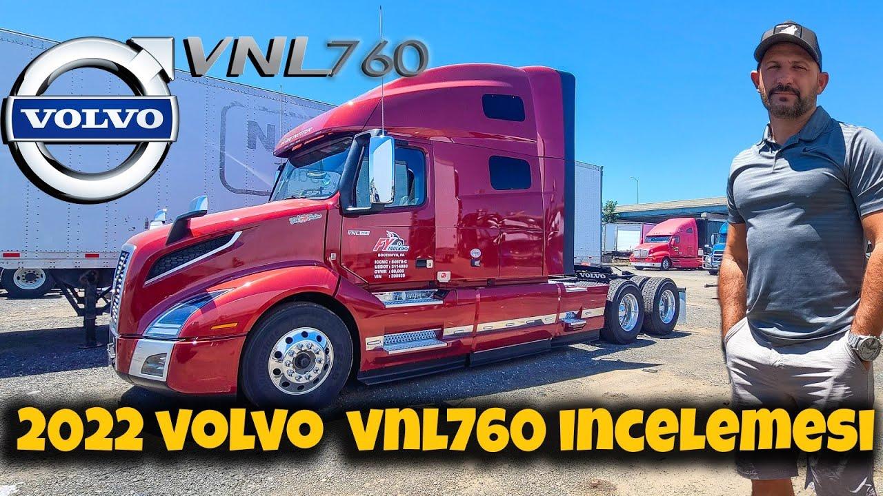 2022 Volvo VNL760 Incelemesi | Test Sürüsü