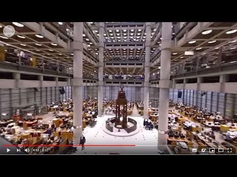 How the Lloyd's market works 360 interactive video