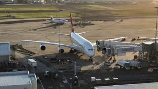 ✈️✈️ Sydney International Airport Planespotting Compilation ✈️✈️