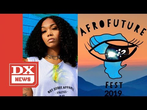 Tiny Jag (Half-Black Rapper) Quits AfroFuture Fest In Detroit After Finding White Ppl Pay More To Go