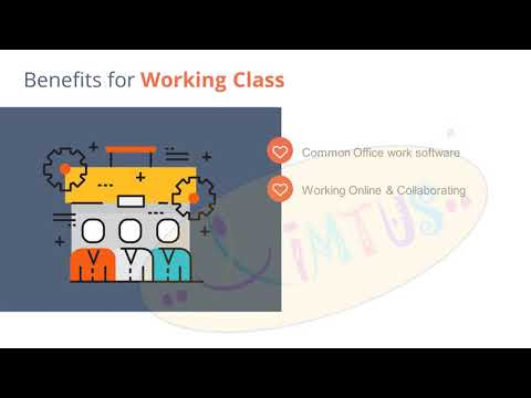 AIMTUS ONLINE EDUCATION Benefits for Working Class