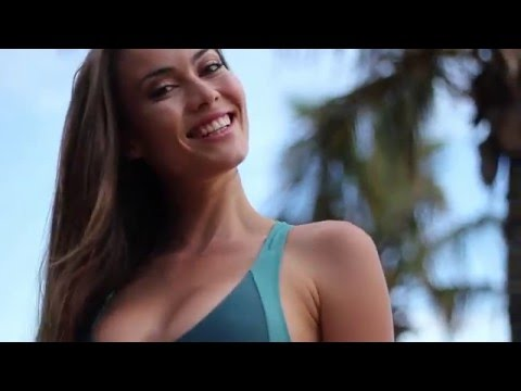 MAY & HUGO Swimwear CANARY ISLAND BTS Photoshoot