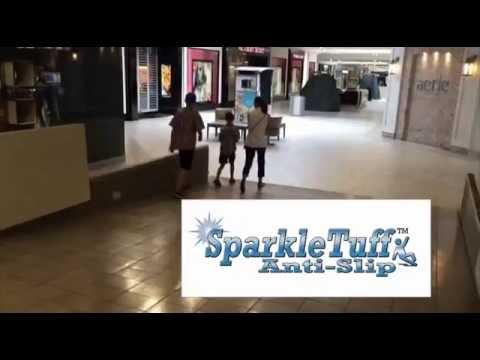 Sparkletuff Anti Slip Floor Coating Youtube
