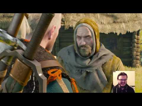 Contract: Mystery Of The Byways Murders // Quest Level 22 (Level 15 Geralt)