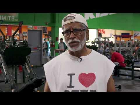 Senior fitness Miami