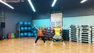 Si No Vuelves - Gente de Zona - Zumba ® Fitness Choreo by Nichol & Iuliu