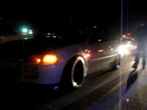 A-team Rob ALL Motor vs Geo Turbo Coupe