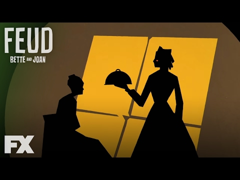 Main Title Sequence | FEUD: Bette and Joan Season 1 | FX