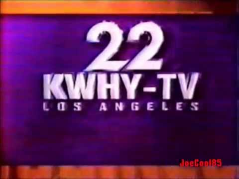 KWHY Channel 22 (1997): 22 Business News: English Broadcast Sign-off/Spanish Broadcast Sign-on