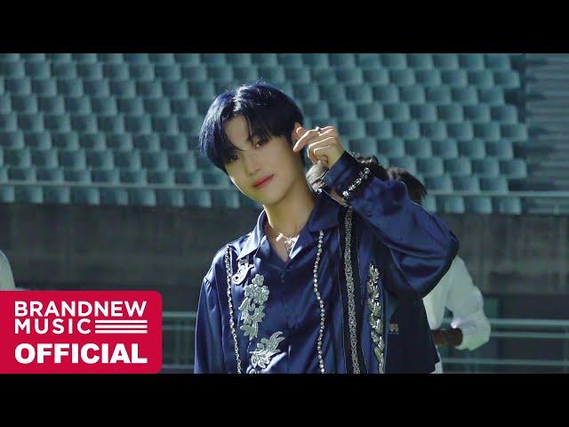 이은상 (Lee Eun Sang) 'Beautiful Scar (Feat. 박우진 of AB6IX)' 뮤직비디오 촬영 비하인드 [ENG/JPN SUB]