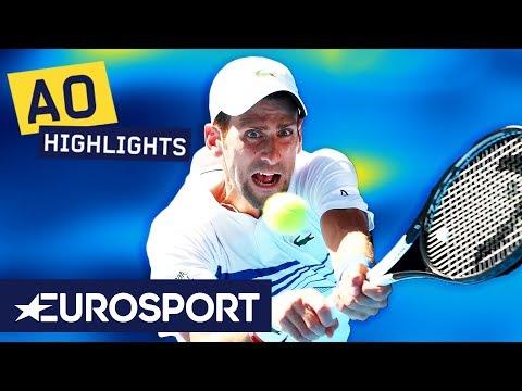 Djokovic Kicks Off Shanghai Masters Title Defense With