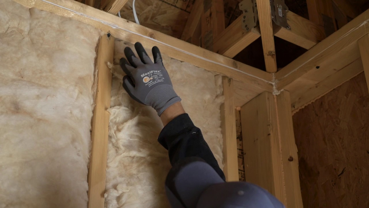 The Right Way To Insulate Sidewalls And Unheated Areas With Batts