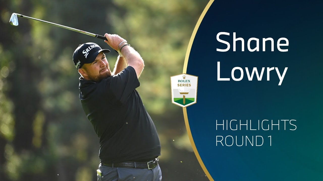 Shane Lowry Round One Highlights | 2020 BMW PGA Championship