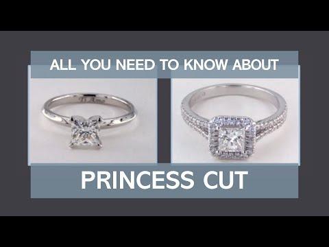 b33f4d7c5c3 Princess Cut Diamond: Cut Quality & Engagement Ring Settings