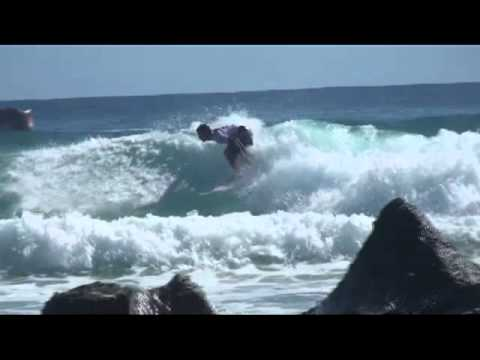 Trials do Quiksilver Pro 2011