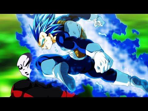 Der UNTERSCHIED von Jiren VS Vegeta im Dragonball Super Manga!