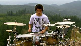 Cobus - 30 Seconds to Mars - Kings and Queens (Drum Cover)