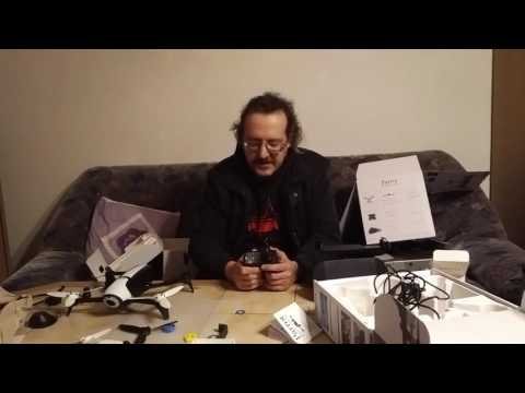 Amazon Warehouse Deals review (and Parrot Bebop 2 unboxing)