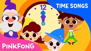 Telling Time 1 | Time Songs | Pinkfong Songs for Children