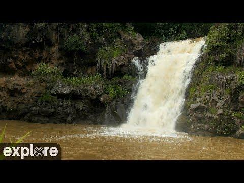Waimea Falls and Beach Meditation powered by EXPLORE.org