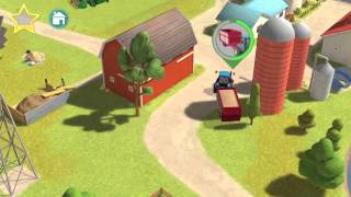 Little Farmers - Tractors, Harvesters & Farm Animals for Kids