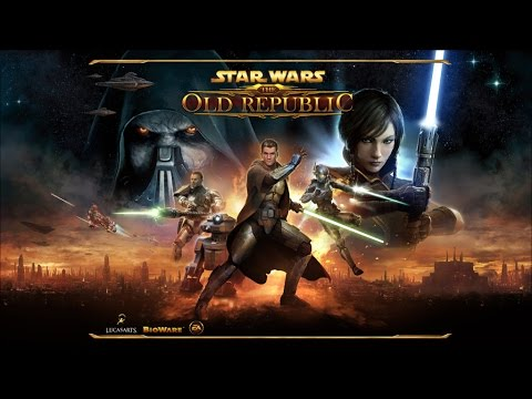 Star Wars The Old République #2 On les sort de la merde