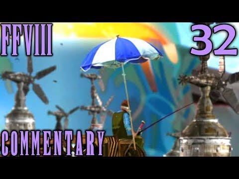 Final Fantasy VIII Walkthrough Part 32 - Big Arrival In Fisherman's Horizon
