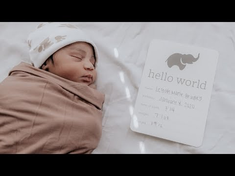 Labor and Delivery VLOG: 2020